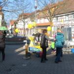 Leben auf dem FDP Rimbach Infostand 5