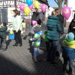 Leben auf dem FDP Rimbach Infostand 1