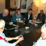 Die Liberale Runde im Gespräch mit Michael Schüßler 2
