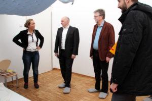 Kerstin Arras, René Rock, Norbert Wegener, Fabian Storzer