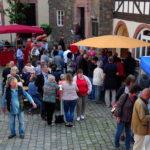 FDP besucht Abendmarkt in Zwingenberg